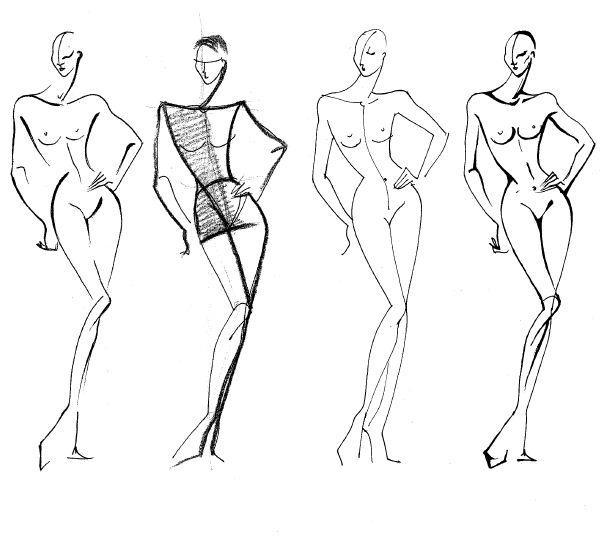 Dise o que es el dise o for Dibujos de disenos de moda