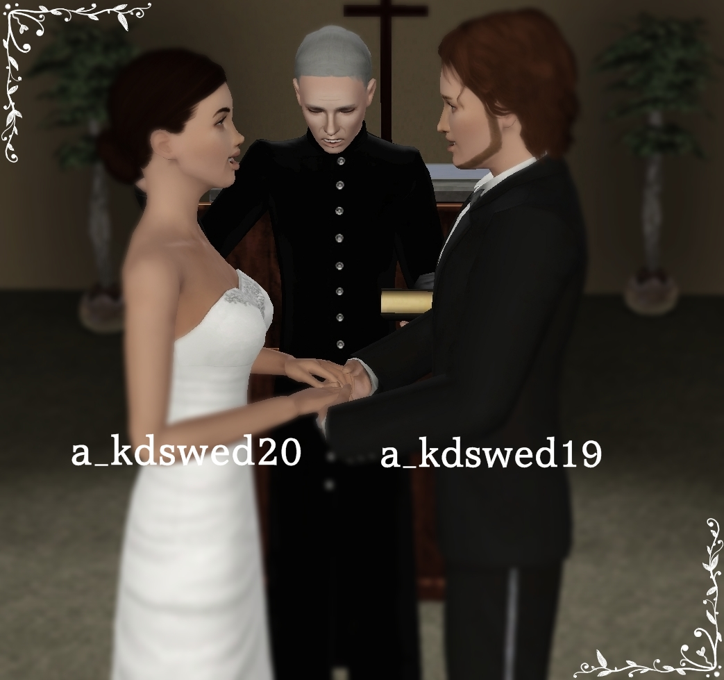 "Wedding Altar Sims 3: My Sims 3 Blog: Wedding Pack 2 ""The Ceremony Part 1 By"