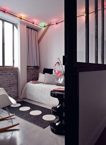 Atelier de tapissier devenu loft mademoiselle i do for Configurer cuisine ikea