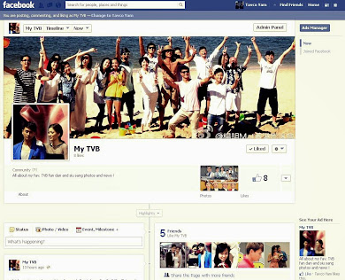 My TVB ~ my like page
