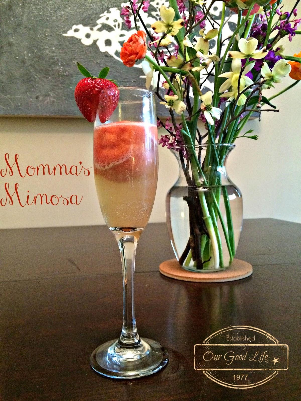 Momma's Mimosa