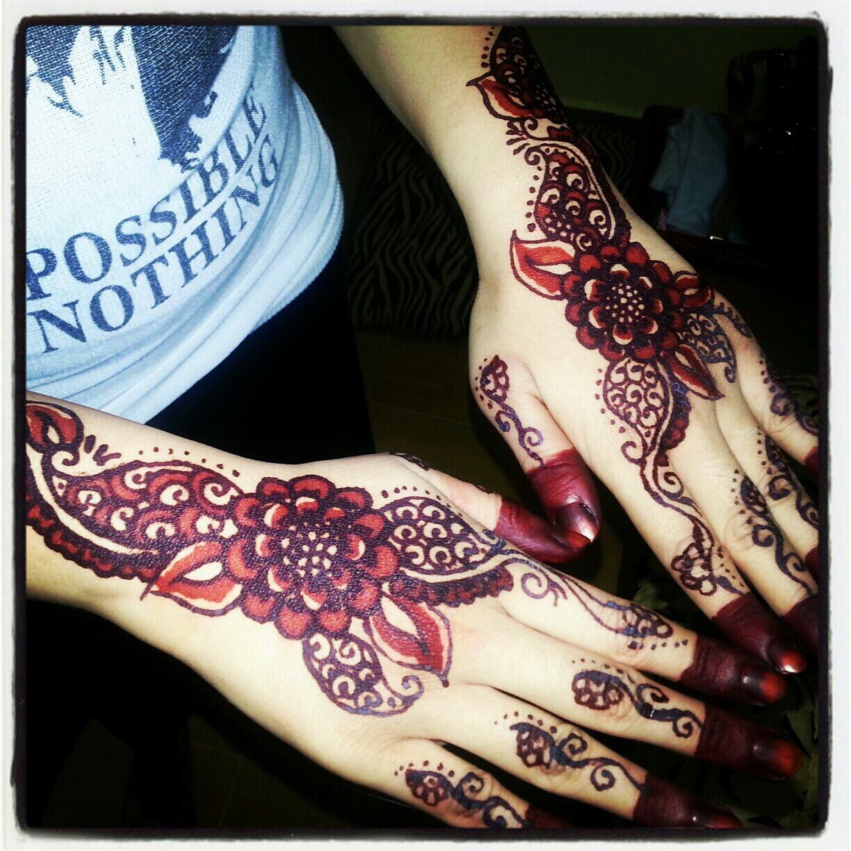 Kyna KiNoOt Henna Wedding Idayu