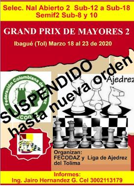 Grand Prix de Mayores  Sel-2 Sub12 a 18 y Semif-2 Sub8 y 10 (Dar clic a la imagen)