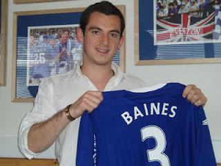 bek kiri Everton, Leighton Baines