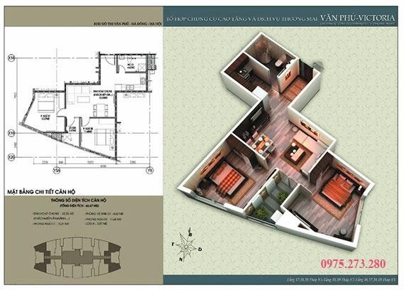 Bán cư xá Văn Phú Victoria căn 01 , 09 , 11 , 19
