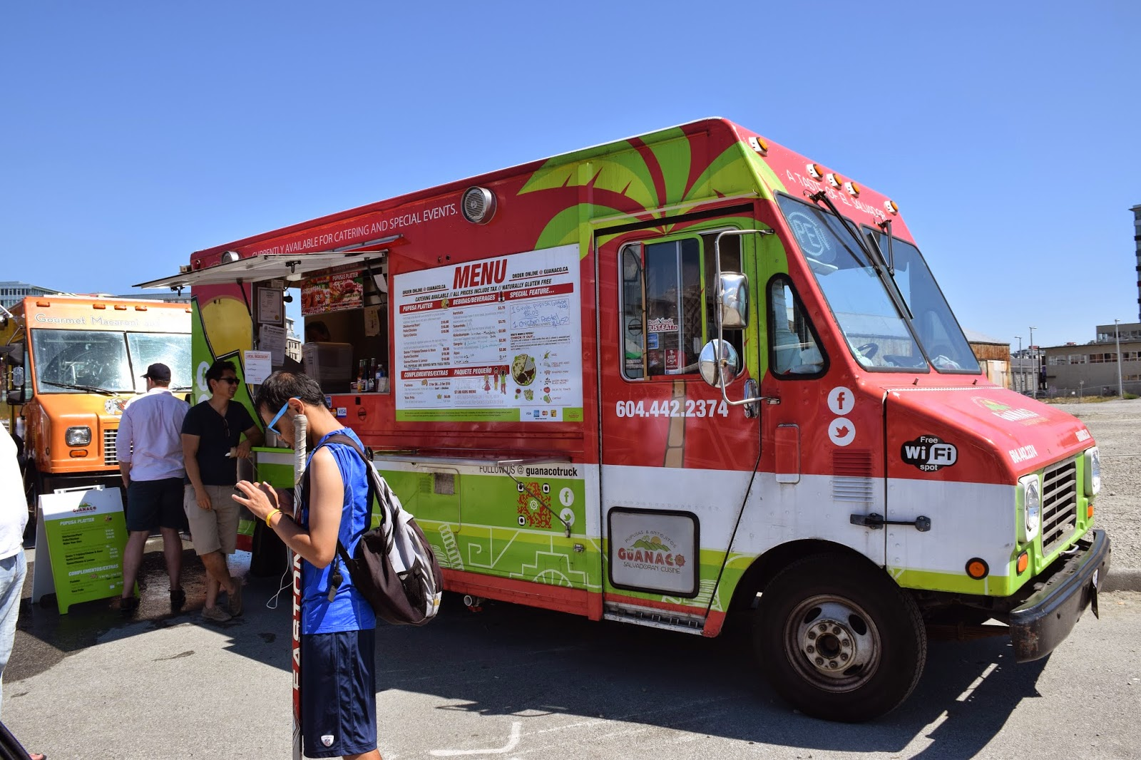 Check out my previous review of guanaco here http www vancitynoms com 2014 07 guanaco food truck html