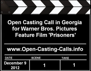 Conyers Prisoners Open Casting Call