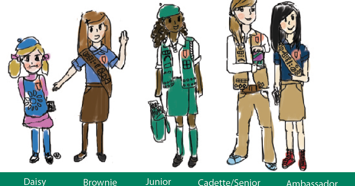 Girl Scouts of Maine: a blog for you and ME: More Than Cookie ...