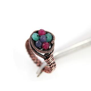 biżuteria wire wrapping