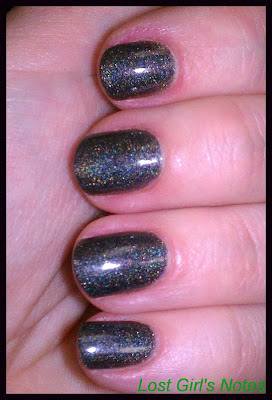 golden rose black holo