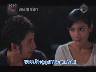 Maling Teriak Cinta FTV
