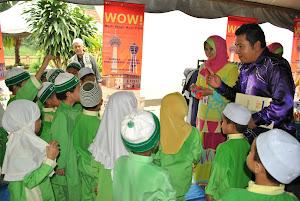 Program Bersama Anak-anak Sekolah Agama