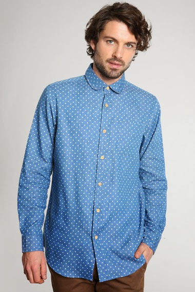 polka-camisa de bolinhas-roupa masculina-camisa quadriculada-moda masculina-camisa de poá-camisa manga longa