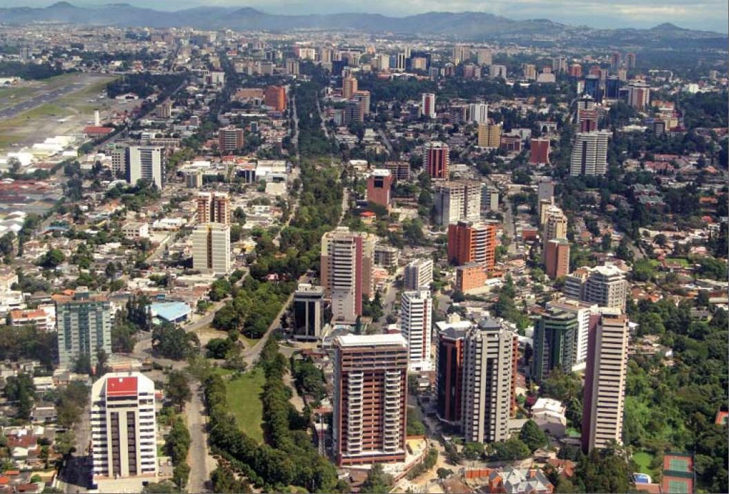 Orgullo Guatemalteco: Historia de la Ciudad de Guatemala y