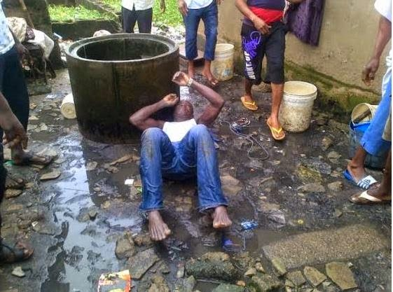 corpse-of-man-that-fell-into-a-well-in-lagos