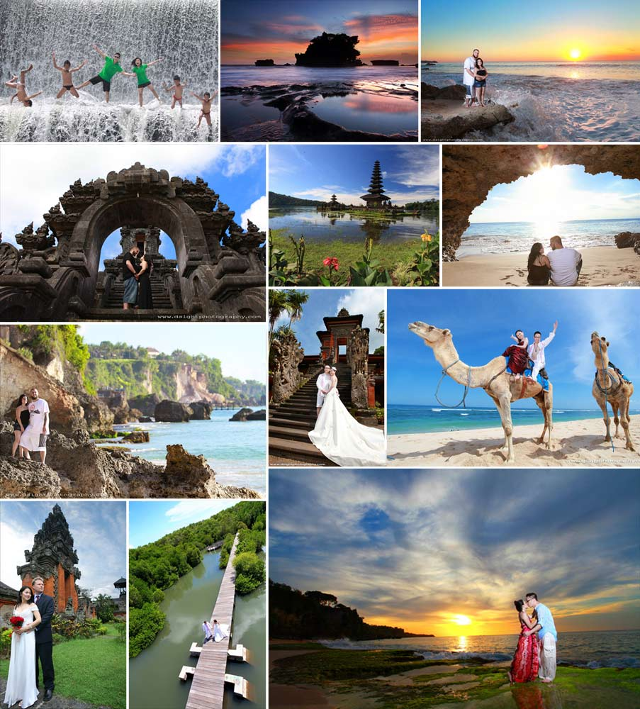 D 39 sight photography blog for Bali mariage location