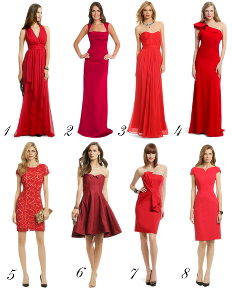 Red dress quotes 6000