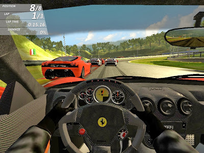 Ferrari Virtual Race download full free