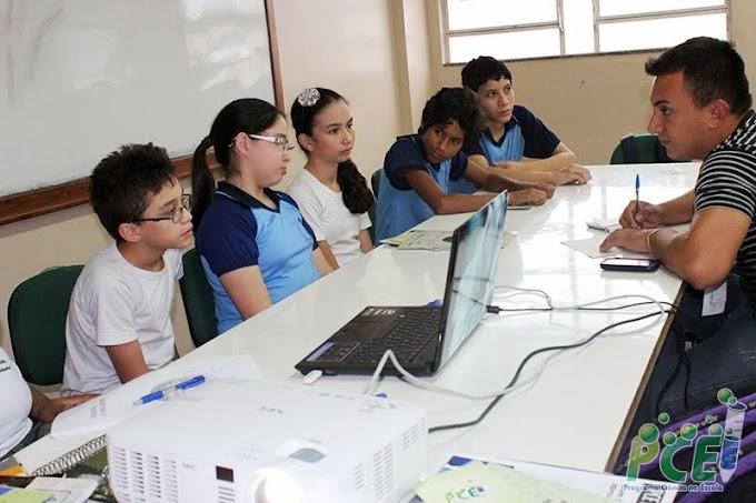 JOVENS PESQUISADORES TRATAM DA CONSCIENTIZAÇÃO NO TRÂNSITO ATRAVÉS DE PROJETO
