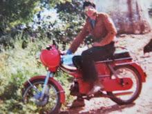 Kreidler Florett 1970