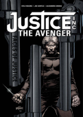 JUSTICE, INC.: THE AVENGER - FACES OF JUSTICE TRADE PAPERBACK