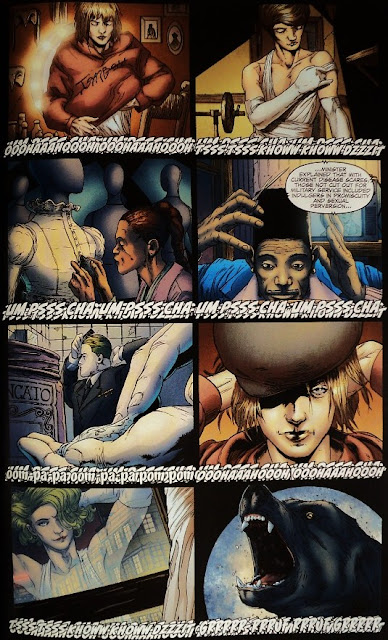 Fashion Beast # 1 - Alan Moore, Malcolm McLaren Facundo Percio