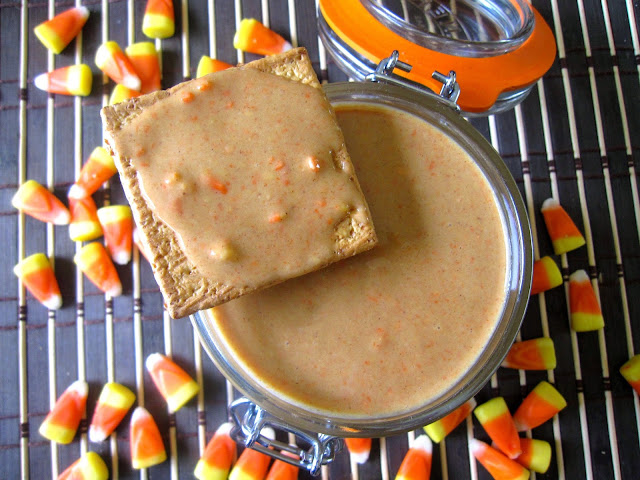 Candy Corn Peanut Butter