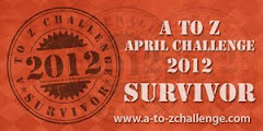 April A-Z blog challenge