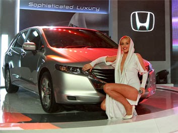 Honda Odyssey Bandung