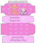 Faça convite Pampers para Chá de Fraldas!