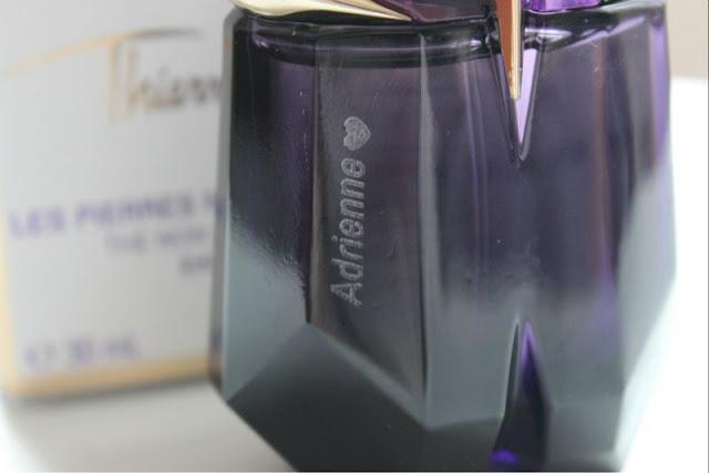 Thierry Mugler Alien EDP Engraved Bottle