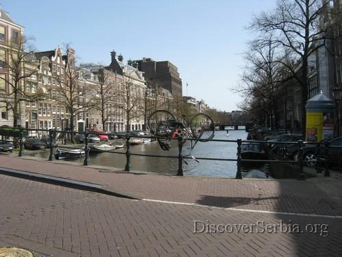 Amsterdam Bicikle