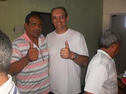 CONVENÇÃO DO PDT EM SANTO AMARO.