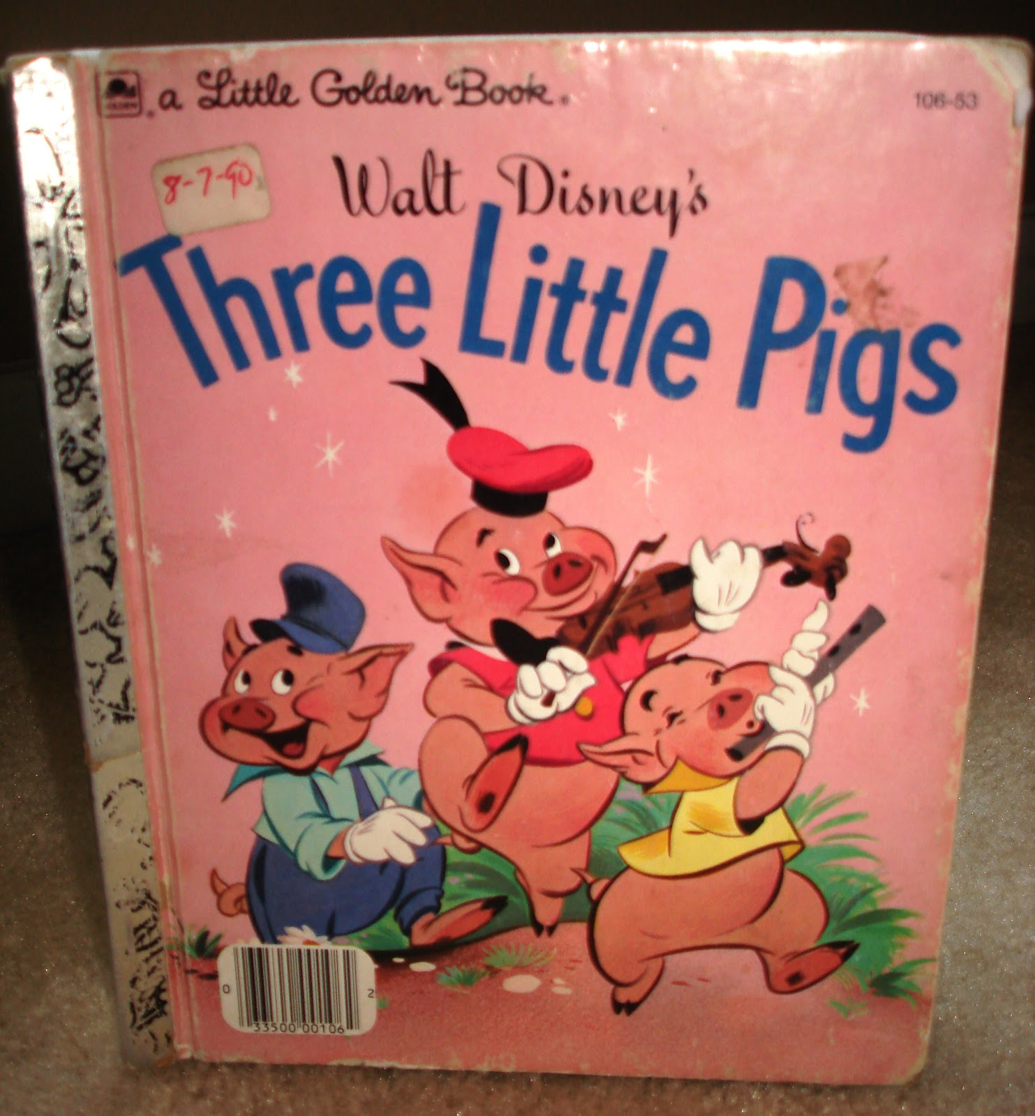 Cute Creative and Fun!: Mommy & Me Book Club: The Three Little Pigs