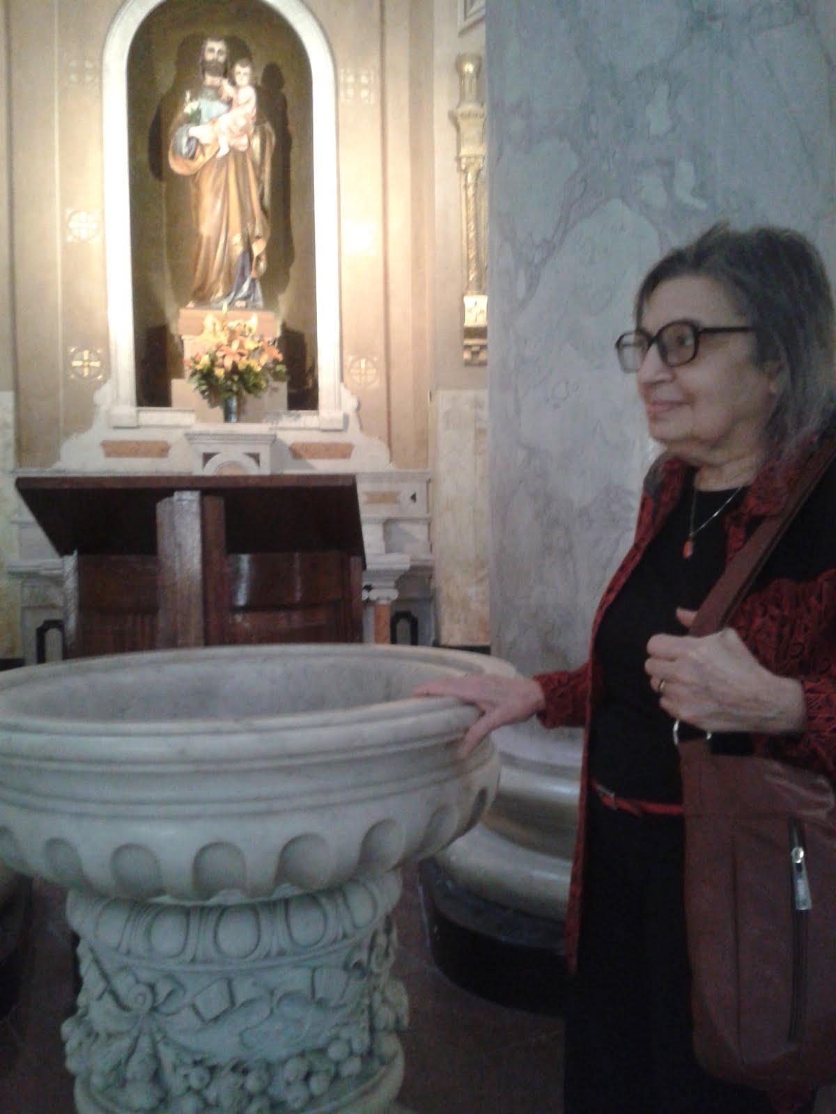 En la Inmaculada Concepción
