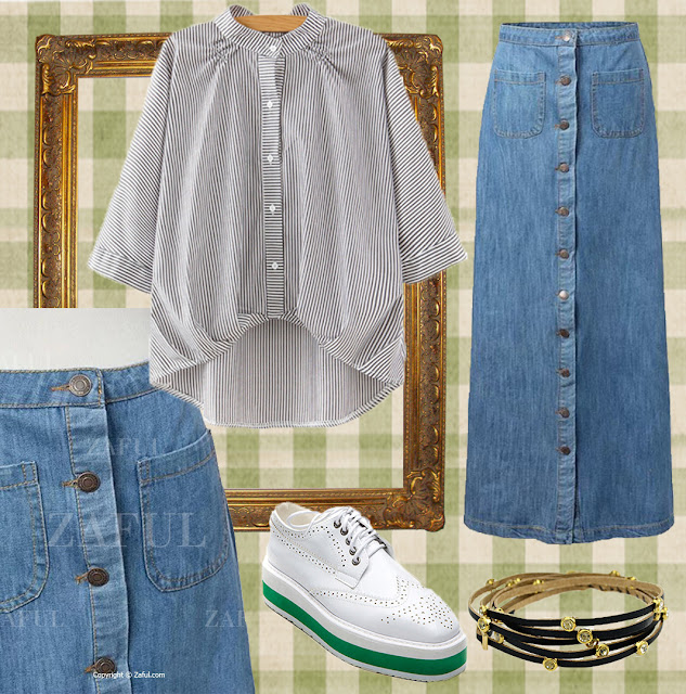Back to School Outfit with Zaful!