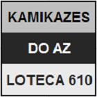 KAMIKAZE LOTECA 610 - MINI