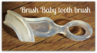 Tooth brushing problems, toddler teeth, dislikes in toddlers, Brush-baby, dental wipes, Brush Baby tooth brush, toddler woes, review, silicone toothbrush, for babies.