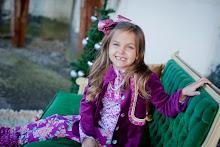 Ava Liz, age 7