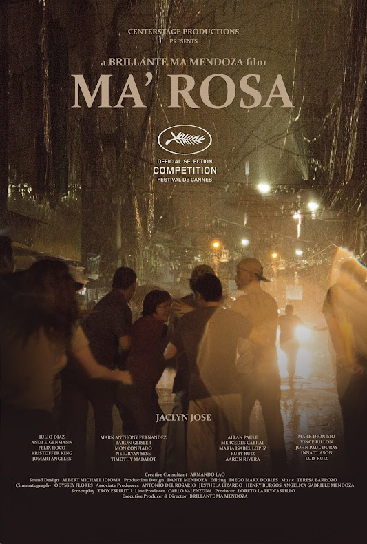 9 MAC 2017 - MA'ROSA (FILIPINO)