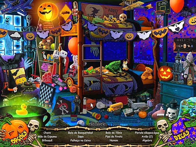 Halloween - Trick or Treat PT-BR Portable