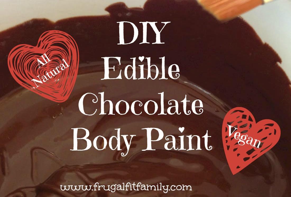 Edible Body Paint Models