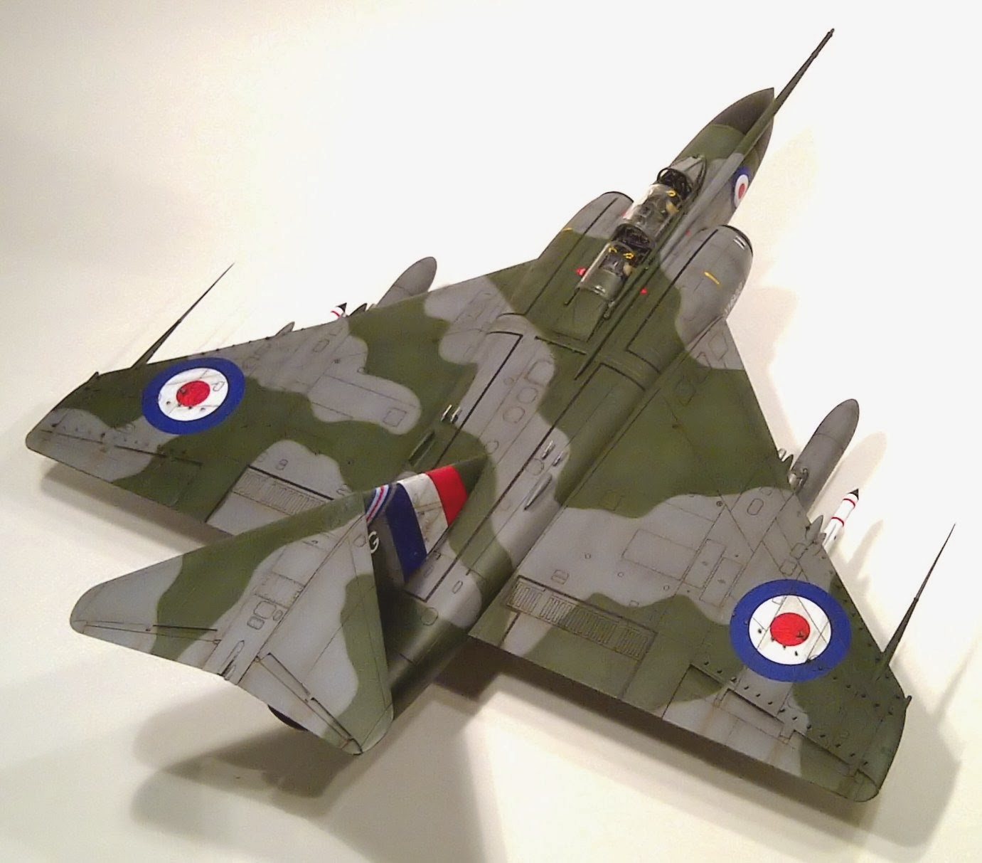 bowemodels build review airfix 1 48 gloster javelin faw 9 9r. Black Bedroom Furniture Sets. Home Design Ideas