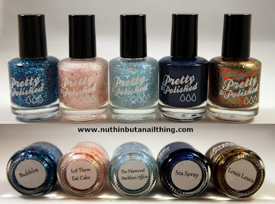 pretty and polished swatches