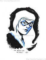 Black Cat by Michael Cho (2011)