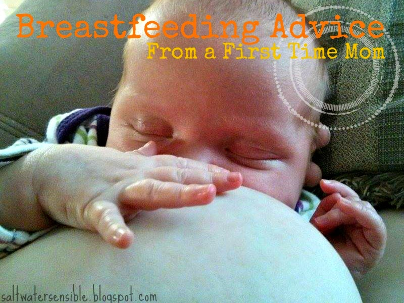 breastfeeding tips and advice from a first time mom