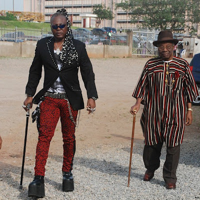 Birthday wishes for Charly Boy from his wife & parents as he turns 62