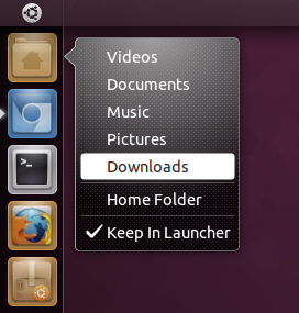 Top 5 Quicklists for Ubuntu 11.04 to improve Unity launcher functionality