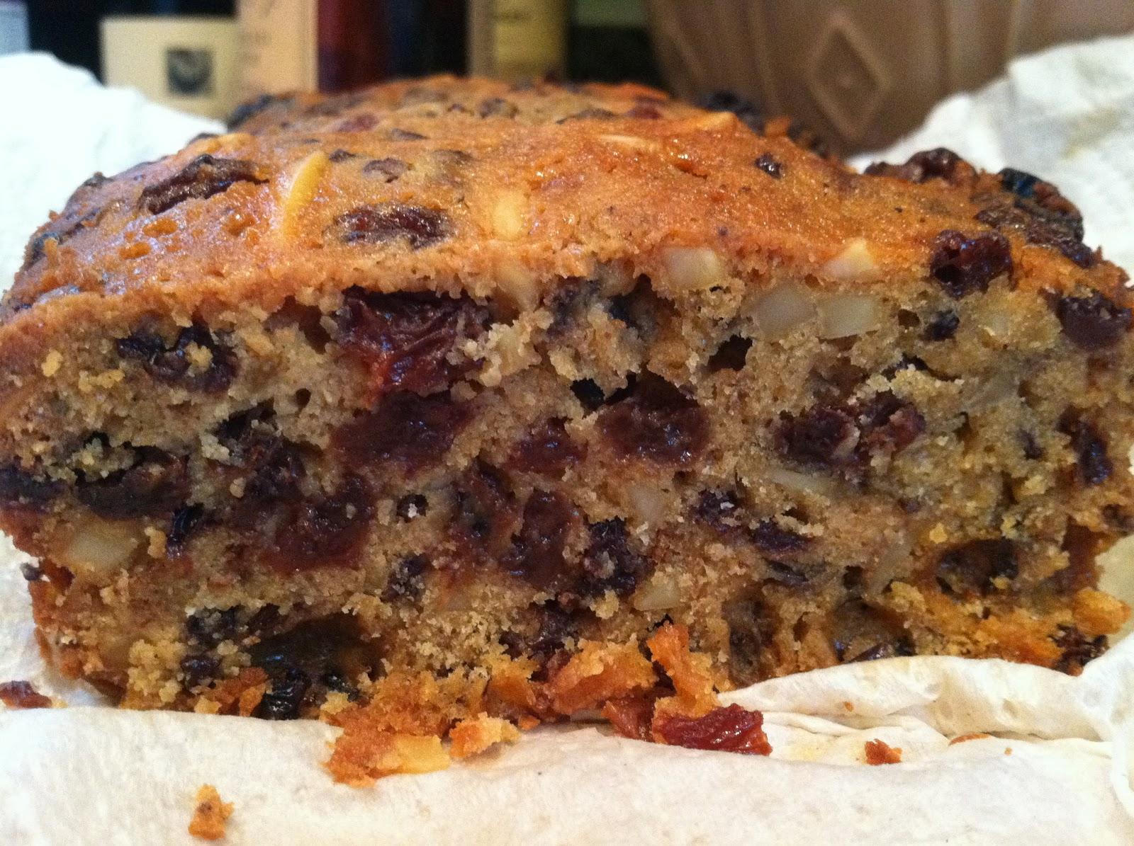The Bread Maiden: Jamaican Black Cake