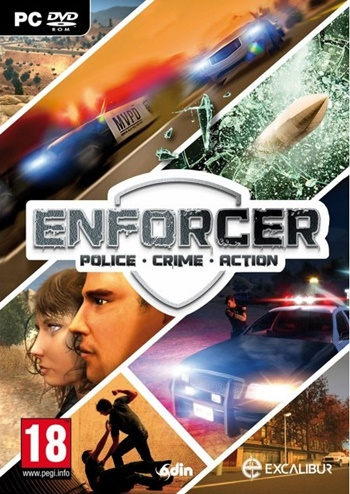 Enforcer Police Crime Action PC Full Español